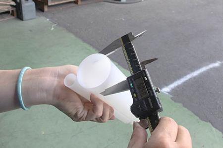 Cartridge dimension inspection