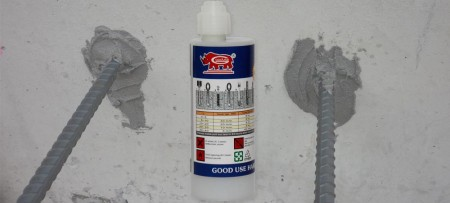 150ml Ankersystem Epoxid-Acrylat chemischer Anker - 150ml Epoxid-Acrylat-Harz