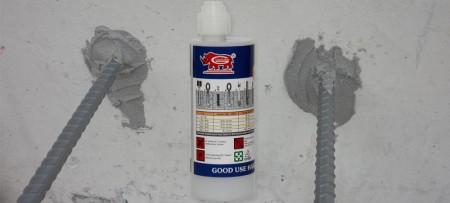 150ml jangkar sistem epoksi akrilat jangkar kimia - 150ml resin epoksi akrilat