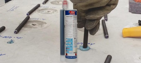 345ml लंगर प्रणाली epoxy acrylate रासायनिक लंगर - 345 मिलीलीटर epoxy acrylate राल