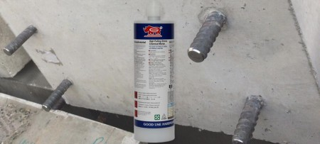 380ml jangkar sistem epoxy jangkar kimia acrylate - 380ml resin epoxy akrilat