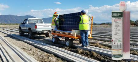 400毫升支架安裝適用環氧植筋膠(升級版) - 400毫升太陽能板支架錨適用環氧植筋膠