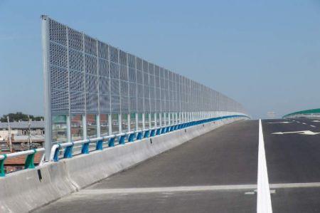高速公路隔音牆安裝的最佳選擇