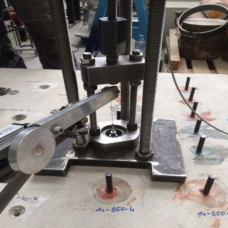 於IWB實驗室進行持續載荷測試