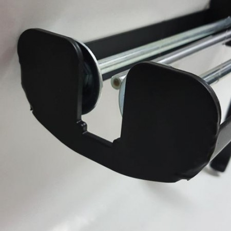 Dual component push plate caulk gun 600ml