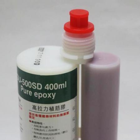400毫升注射型环氧植筋胶