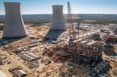 Construction d'installations de silo