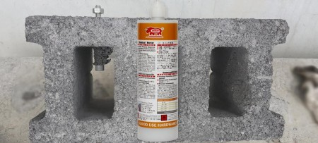 380ml injectable vinylester chemical anchor - GU-2000 380ml Vinyl ester styrene free, the high bonded injection mortar for fast curing in tropical environments