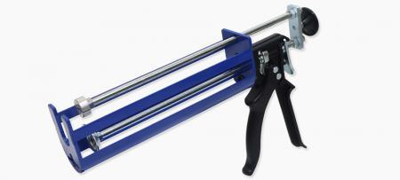 400 ml manuell tätningspistol med dubbla komponenter - Patronpistoler - # 810