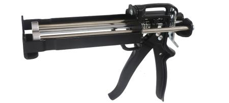 160 ml dvousložková dávkovací pistole pro těžký provoz