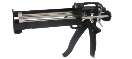 160ml heavy duty two component adhesive dispensing gun