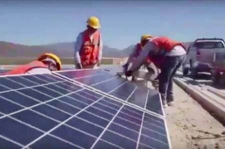 良好耐高温特别适合安装太阳能电池板