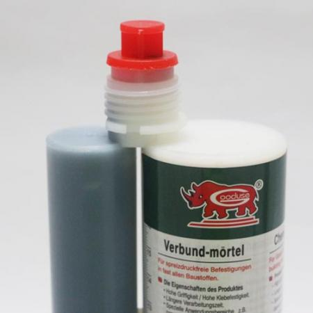 400ml injection bonded cartridge chemical anchor