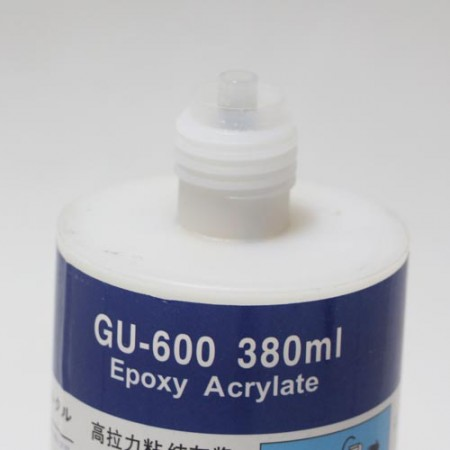 GU-600 380ML cartridge top