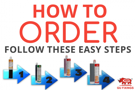 How To Order Chemical Anchors Online - Easy steps to order your injection chemical anchor online