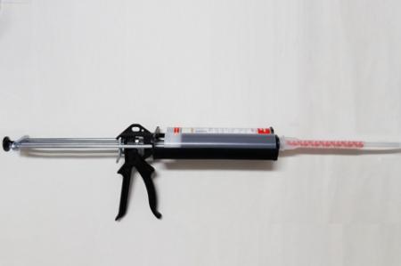 GU-500 pure epoxy 1:1 650ml cartridge