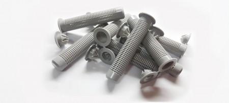 Dia. Manicotto di ancoraggio in nylon da 16 mm per mattoni forati e blocchi - Manicotto di fissaggio per tasselli per pareti in mattoni forati M8-M12