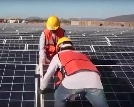 لاصق مرساة كيميائي لنظام تركيب الألواح الشمسية