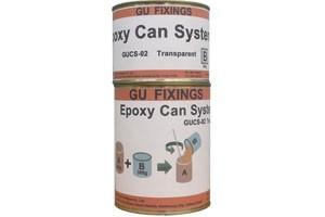 手動混合環氧樹脂-罐裝系列