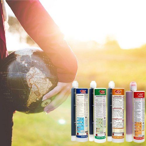 安全緊固源自於優質植筋膠和安裝作業