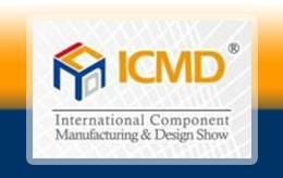 A 28ª Mostra Internacional de Fabricação e Design de Componentes (ICMD, primavera de 2019)