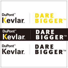 Kevlar® is a registered trademark of E.I. du Pont de Nemours & Company (DuPont™).    ARMORTEX® is a registered trademark of Nam Liong Global Corporation,Tainan Branch.