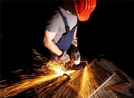 Sicherheitsarbeitsstiefel - ARMORTEX Das hoch abriebfeste Kevlar-Obermaterial verbessert die Haltbarkeit und schützt die Füße der Arbeiter vor Arbeitsgefahren.