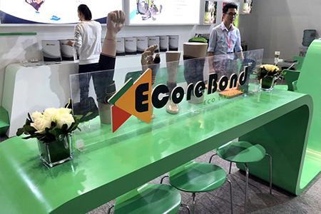 EcoreBond TPE пена lamiante прототип