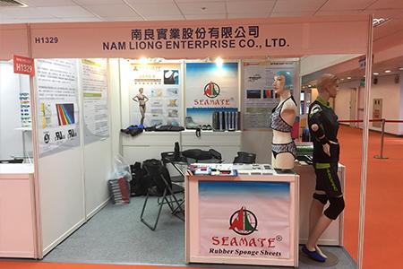 Estande do Ciclo de Taipei 2017