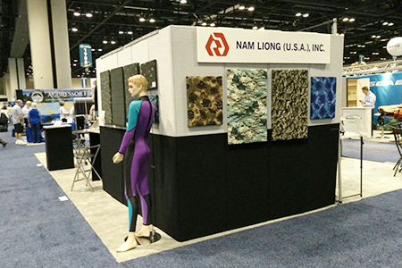Nam Liong booth at DEMA Show 2017