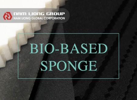 Gąbka na bazie biologicznej - Nam Liong ma serię bio-opartą zarówno na piankę gumową, jak i piankę termoplastyczną.