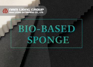 Bio-based sponge - Nam Liong has the bio-based series for both rubber foam and thermoplastic foam.
