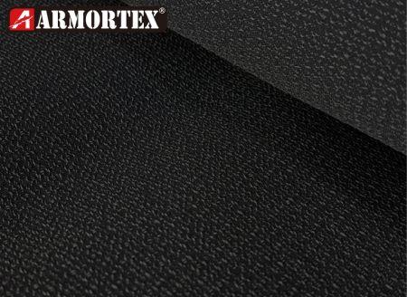 kevlar® Nylon Black Coated Abrasion Resistant Woven Fabric