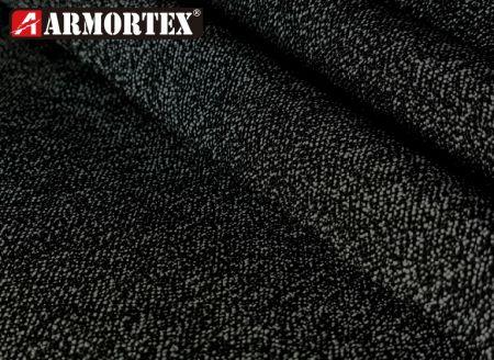 Tecido UHMWPE colorido resistente a corte resistente à água - Tecido revestido resistente a cortes
