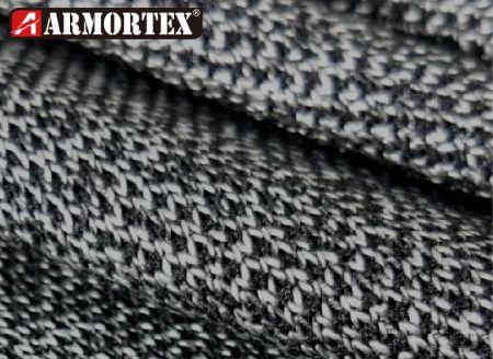 Tecido Uhmwpe de poliéster reciclado de alta resistência a cortes sem metal