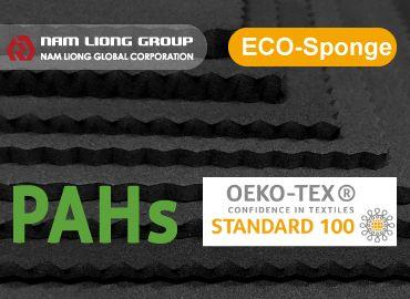 Oeko-Tex tiêu chuẩn 100 được chứng nhận bằng cao su xốp Laminate - Cao su chloroprene (Neoprene) Bọt có độc tính thấp
