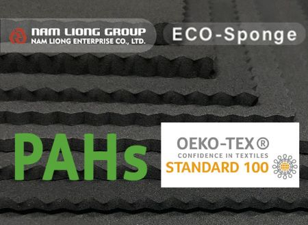 Oeko-Tex padrão 100 certificada Eco-Friendly esponja de borracha de neoprene