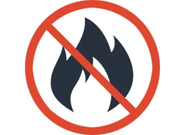 Móc và Vòng chống cháy - Móc và vòng chống cháy phủ keo chống cháy, đạt tiêu chuẩn FAR25.853 (B) và FMVSS-302.