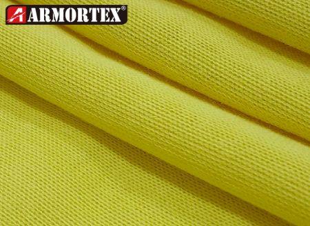100%凯芙拉®黄色针织防火布 - 凯芙拉®针织防火布