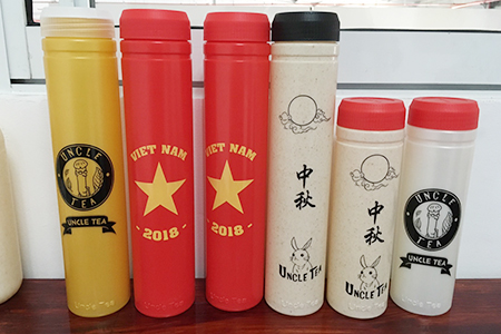 綠色共生膠粒可使用產品類別-吹瓶