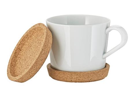 綠色共生膠粒可使用產品類別-杯墊