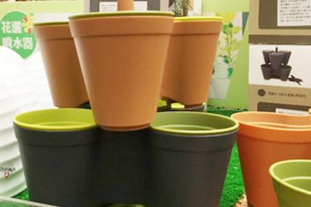 綠色共生膠粒可使用產品類別-盆栽