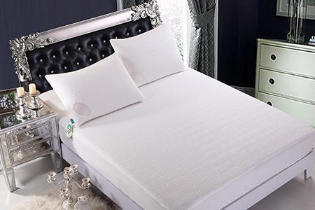 tempat tidur bernapas tahan air