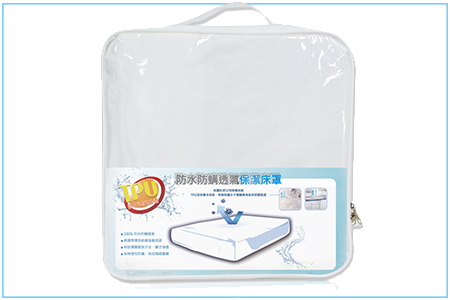 防水&防塵ダニマットレスプロテクター