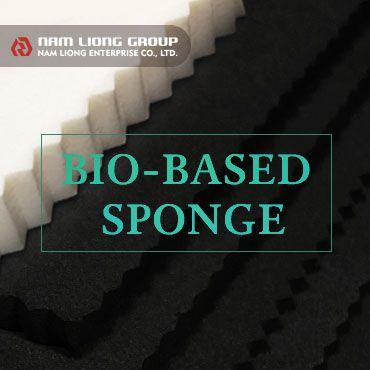 Bio-based sponge