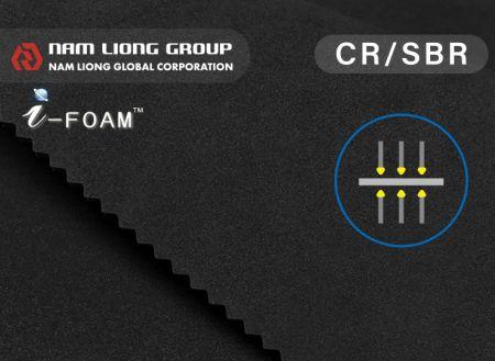 高硬度橡膠海綿 - 高硬度橡膠海綿同時兼顧氯丁橡膠的優異物理特性和丁苯橡膠的成本競爭性。