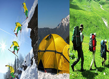 Laminated Fabrics - Provide good waterproofness & excellent thermo-keeping in outdoor activities