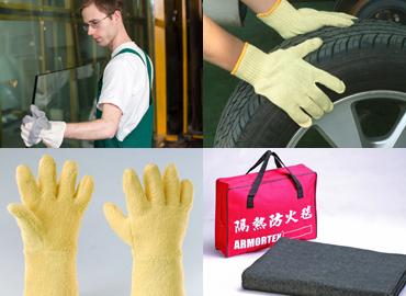 防護成品 - 止滑耐切割手套