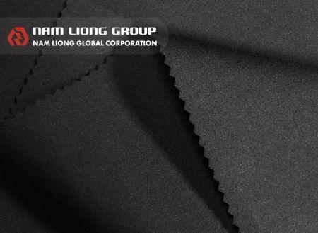 Eco-friendly textile with rubber sponge - Eco-friendly textile with rubber sponge
