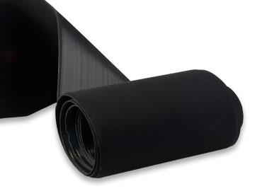 特殊背对背黏扣带 - 特殊背对背粘扣带系用特殊胶料将不同材质产品与粘扣带贴合。